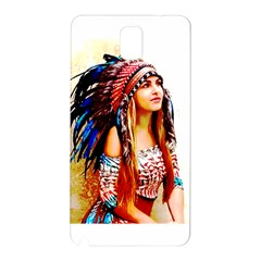 Indian 22 Samsung Galaxy Note 3 N9005 Hardshell Back Case by indianwarrior