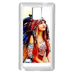 Indian 22 Samsung Galaxy Note 4 Case (white)