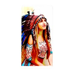Indian 22 Samsung Galaxy Alpha Hardshell Back Case by indianwarrior