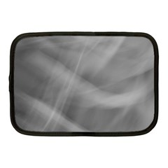 Gray Fog Netbook Case (medium)  by timelessartoncanvas