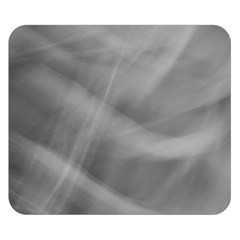 Gray Fog Double Sided Flano Blanket (small)  by timelessartoncanvas