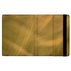 Brown Fog Apple Ipad 2 Flip Case by timelessartoncanvas