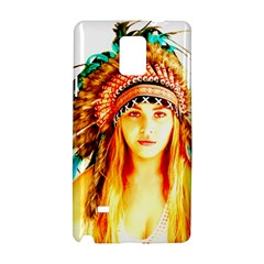 Indian 29 Samsung Galaxy Note 4 Hardshell Case by indianwarrior