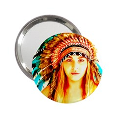 Indian 29 2 25  Handbag Mirrors by indianwarrior