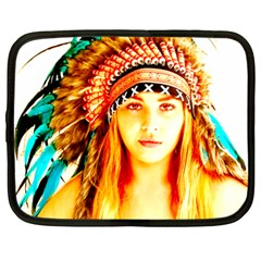 Indian 29 Netbook Case (xl)  by indianwarrior