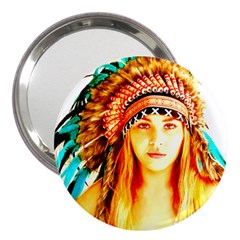 Indian 29 3  Handbag Mirrors by indianwarrior