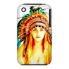 Indian 29 Apple Iphone 3g/3gs Hardshell Case (pc+silicone) by indianwarrior
