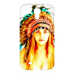 Indian 29 Samsung Galaxy S4 I9500/i9505 Hardshell Case by indianwarrior