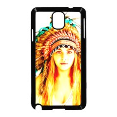 Indian 29 Samsung Galaxy Note 3 Neo Hardshell Case (black) by indianwarrior