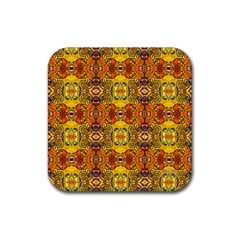 Roof555 Rubber Square Coaster (4 Pack)  by MRTACPANS