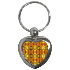 Roof555 Key Chains (heart)