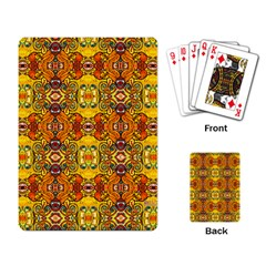 Roof555 Playing Card by MRTACPANS