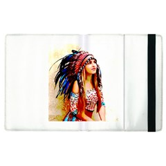 Indian 22 Apple Ipad 3/4 Flip Case by indianwarrior