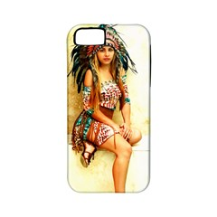 Indian 15 Apple Iphone 5 Classic Hardshell Case (pc+silicone) by indianwarrior