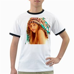 Indian 27 Ringer T Shirts by indianwarrior