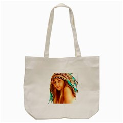 Indian 27 Tote Bag (cream) by indianwarrior