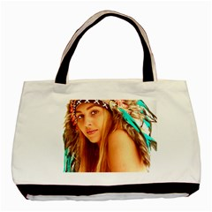 Indian 27 Basic Tote Bag by indianwarrior