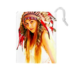 Indian 26 Drawstring Pouches (large)