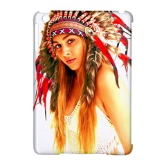 Indian 25 Apple Ipad Mini Hardshell Case (compatible With Smart Cover) by indianwarrior