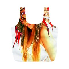 Indian 25 Full Print Recycle Bags (m)  by indianwarrior