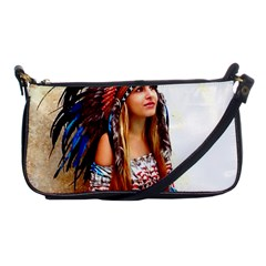 Indian 21 Shoulder Clutch Bags by indianwarrior