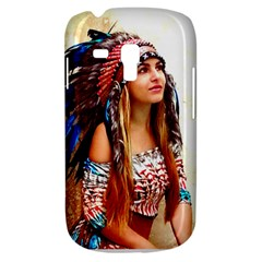 Indian 21 Samsung Galaxy S3 Mini I8190 Hardshell Case by indianwarrior