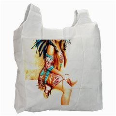 Indian 18 Recycle Bag (two Side)  by indianwarrior