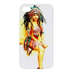 Indian 16 Apple Iphone 4/4s Hardshell Case by indianwarrior