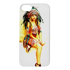 Indian 16 Apple Iphone 5s/ Se Hardshell Case by indianwarrior