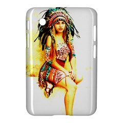 Indian 16 Samsung Galaxy Tab 2 (7 ) P3100 Hardshell Case  by indianwarrior