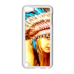 Indian 12 Apple Ipod Touch 5 Case (white) by indianwarrior