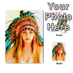 Indian 28 Multi Purpose Cards (rectangle)  by indianwarrior