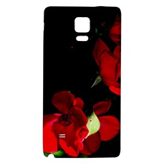 Roses 1 Galaxy Note 4 Back Case by timelessartoncanvas