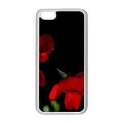 Roses 2 Apple Iphone 5c Seamless Case (white) by timelessartoncanvas