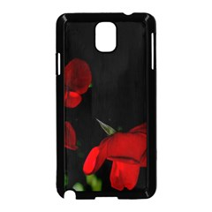 Roses 2 Samsung Galaxy Note 3 Neo Hardshell Case (black) by timelessartoncanvas