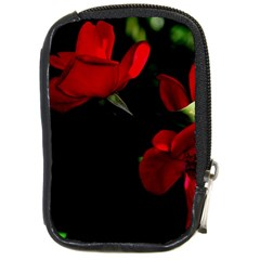 Roses 3 Compact Camera Cases by timelessartoncanvas