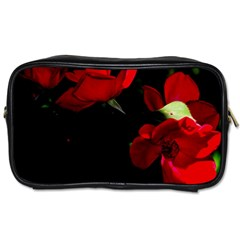Roses 3 Toiletries Bags 2-side by timelessartoncanvas