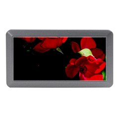 Roses 3 Memory Card Reader (mini) by timelessartoncanvas