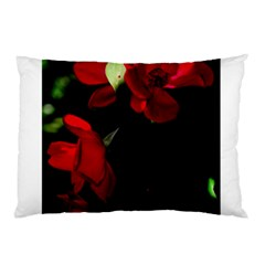 Roses 4 Pillow Case by timelessartoncanvas