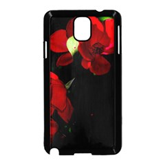 Roses 4 Samsung Galaxy Note 3 Neo Hardshell Case (black) by timelessartoncanvas
