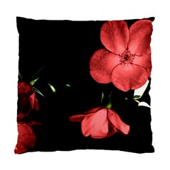 Mauve Roses 1 Standard Cushion Case (one Side)