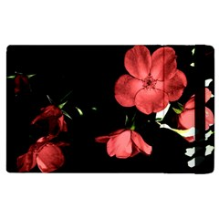 Mauve Roses 1 Apple Ipad 2 Flip Case by timelessartoncanvas