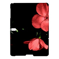 Mauve Roses 1 Samsung Galaxy Tab S (10 5 ) Hardshell Case  by timelessartoncanvas