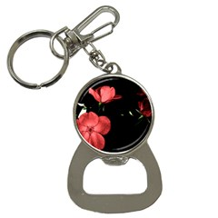 Mauve Roses 2 Bottle Opener Key Chains by timelessartoncanvas