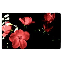 Mauve Roses 2 Apple Ipad 2 Flip Case by timelessartoncanvas