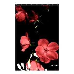Mauve Roses 3 Shower Curtain 48  X 72  (small)  by timelessartoncanvas