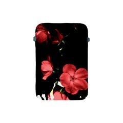 Mauve Roses 3 Apple Ipad Mini Protective Soft Cases by timelessartoncanvas