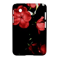 Mauve Roses 4 Samsung Galaxy Tab 2 (7 ) P3100 Hardshell Case  by timelessartoncanvas