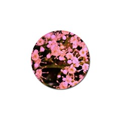 Little Mauve Flowers Golf Ball Marker (10 Pack) by timelessartoncanvas