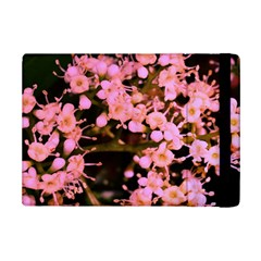 Little Mauve Flowers Ipad Mini 2 Flip Cases by timelessartoncanvas
